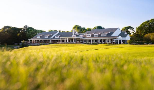 Weekapaug Golf Club building