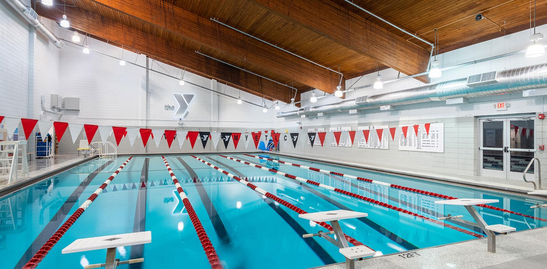 Ocean Community YMCA pool